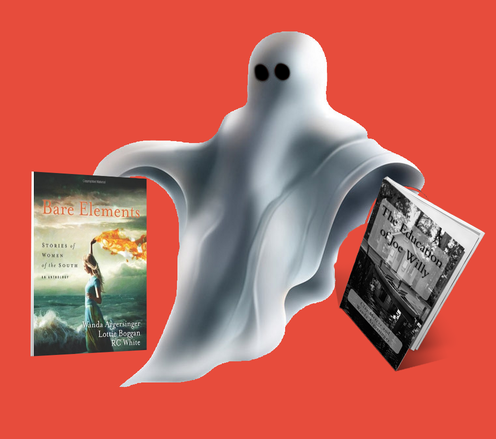 final ghost book